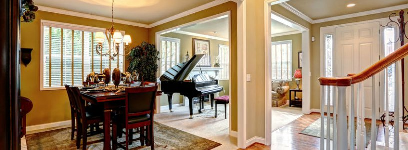 Foyer of Open House