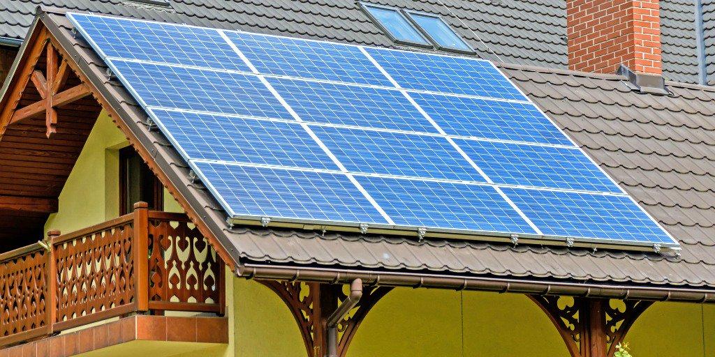 eco friendly solar panels