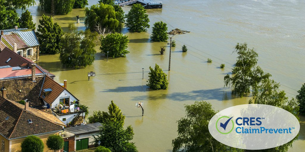 Flood Zone Disclosure Responsibilities for Real estate agents