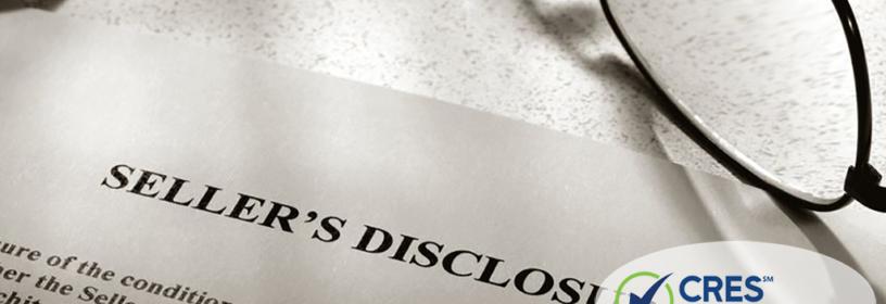 sellers disclosure paperwork