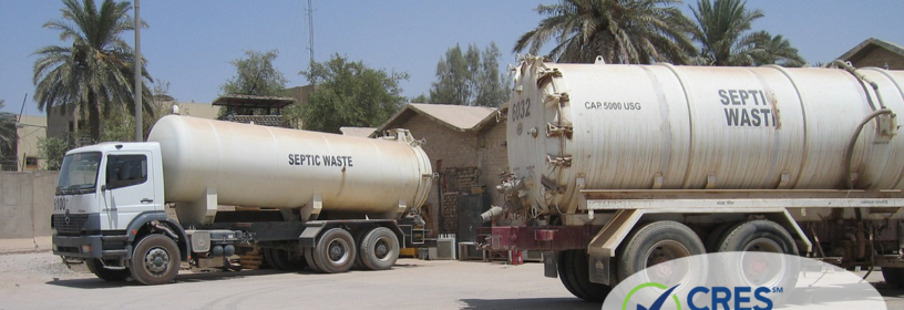 septic system waste trucks